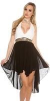 Plesové šaty krátké