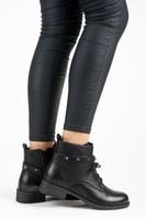 Černé nízké boty