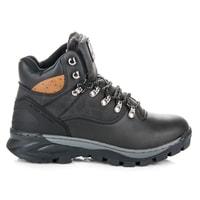 Pánské zimní boty černé