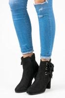 Stylové kotníkové boty se šněrováním
