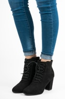 Kotníkové boty na zip