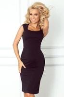 Černé elegantní dámské šaty