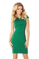 Zelené byznys šaty