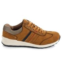 Sportovní kožené boty