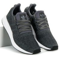 Adidas swift run šedé