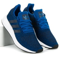 Adidas swift run modré
