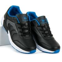 Pánské šněrovací boty černé