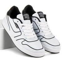 Pánské tenisky v bílé barvě