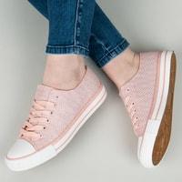 Dámské stylové tenisky růžové