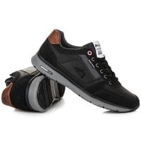 Pánské černé boty