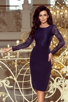 Společenské luxusní šaty na svatbu pro maminky  870249064f3